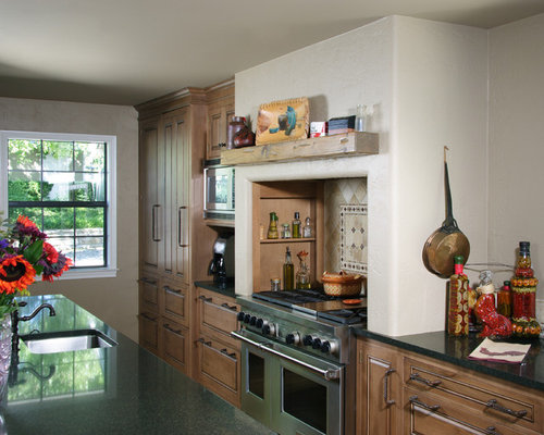 Ranch Style Kitchen | Houzz