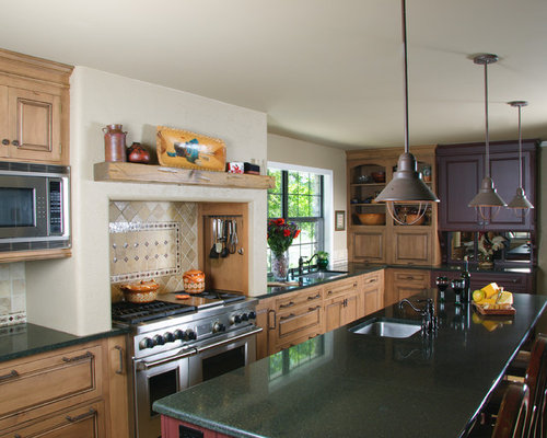 Save email for Aubergine kitchen cabinets