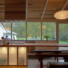 Contemporary Kitchen by Marcus DiPietro, Architect
