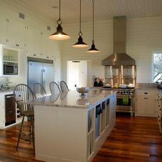 Traditional Kitchen Ranch House