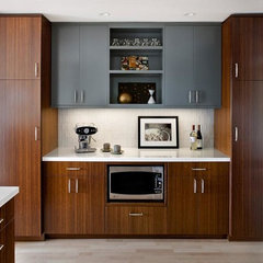modern kitchen by Koch Architects, Inc.  Joanne Koch