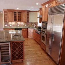 Modern Kitchen by Abode