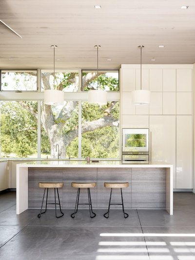 11 Outdoor Elements For A Durable Indoor Kitchen