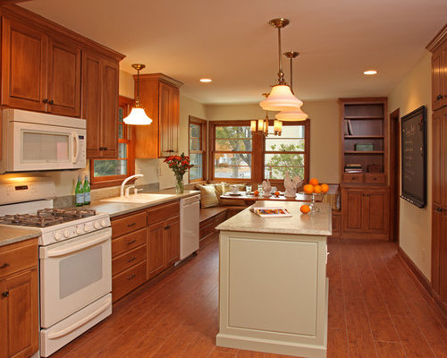 kitchens with oak cabinets and white appliances pics for gt kitchen with white appliances and oak cabinets 22292