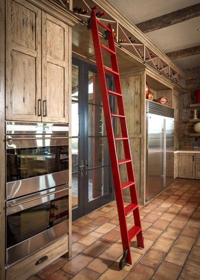 Рустика Кухня by Thompson Custom Homes