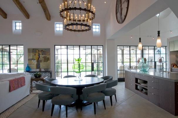 Mediterranean Kitchen by Riviera Bronze Mfg.
