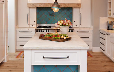 10 Gorgeous Backsplash Alternatives to Subway Tile