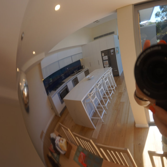 Randwick - Kitchen, laundry plus joinery
