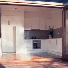 Kitchen by Nadia Hursky
