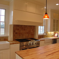 Traditional Kitchen by Randy Turner and Son, inc.