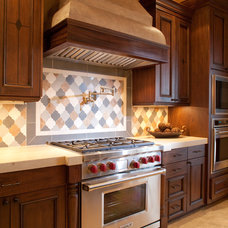 Contemporary Kitchen by Aneka Interiors Inc.