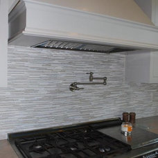 Modern Kitchen by Palatial Stone and Tile, LLC