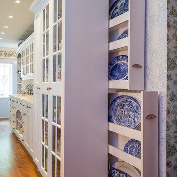 Rangements ingénieux - Cuisine Pretty - Kitchen Designs | LM Design