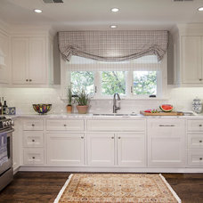 Traditional Kitchen by Mars Photo and Design