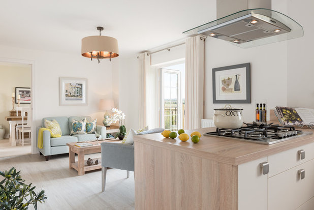 Contemporary Kitchen by ZAC and ZAC - Photography