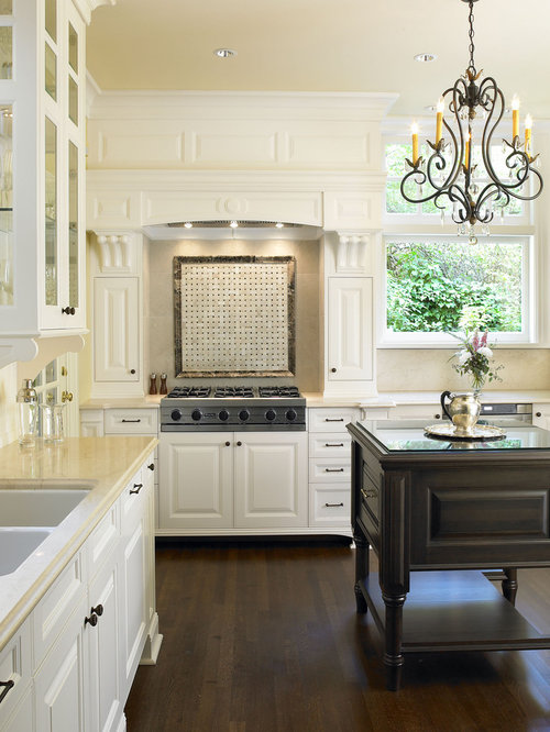 Chandelier Over Kitchen Island Ideas Pictures Remodel