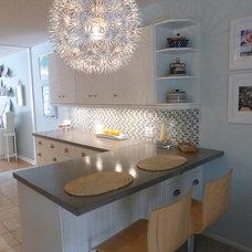 Modern Kitchen by Epic Artisan Concrete