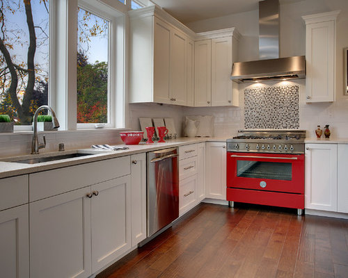 Red Oven Ideas Pictures Remodel And Decor
