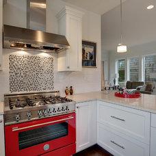 Craftsman Kitchen by Isola Homes