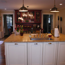 Traditional Kitchen by A. James Gondeck, G.C.