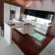 Modern Kitchen by Ali Naqvi