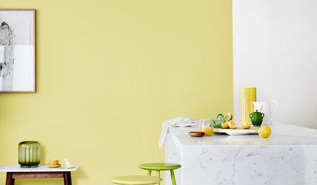 Bliver gule vægge, bæredygtighed og glas årets største trends?