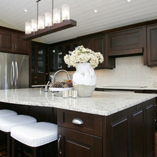 Contemporary Kitchen by MK Design Group Inc.