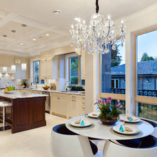 Contemporary Kitchen by Two Column Media