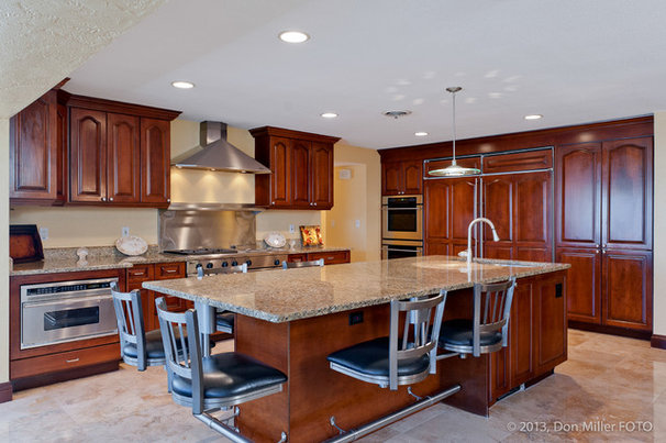 Traditional Kitchen by Don Miller FOTO