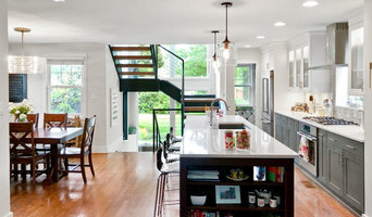 Rear Staircase Addition w/Kitchen and Basement Remodeling