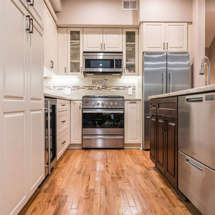 Rearranging a DC Condo Kitchen