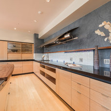 Contemporary Kitchen by Exceptional Frames Photography