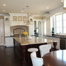 Traditional Kitchen by Jennifer Bevan Interiors
