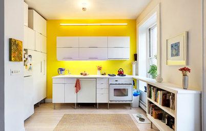 Osez les couleurs vives dans la cuisine !