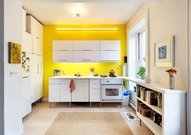 Contemporary Kitchen by Photo by Pixy