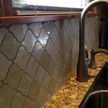 Backsplashes and tile