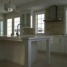 Contemporary Kitchen by Wyoming Building Supply