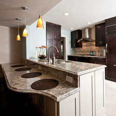 Contemporary Kitchen by Dynamic Spaces