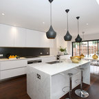 Character Contemporary Kitchen London By Mowlem Amp Co