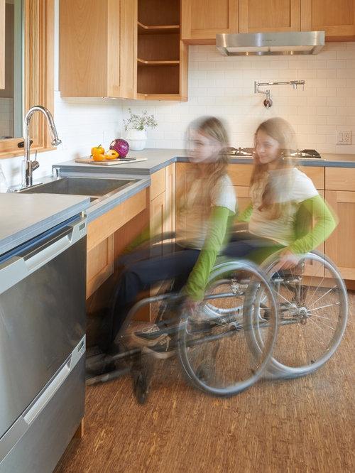 Wheelchair Accessible | Houzz
