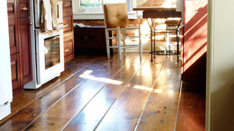 Reclaimed Barn-Board Oak Flooring