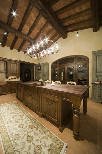 Rustic Kitchen by Reclaimed DesignWorks