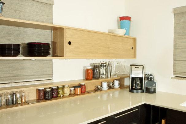 Contemporary Kitchen by Design Platform