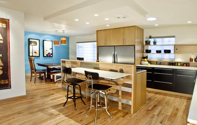 Kitchen of the Week: Artfully Etched in Denver