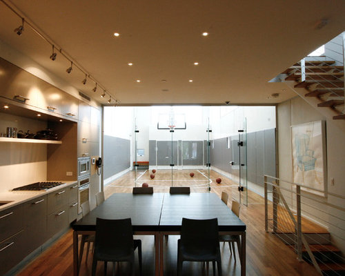 Squash Court Home Design Ideas, Pictures, Remodel and Decor