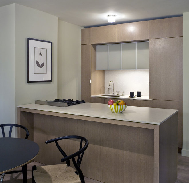 Modern Kitchen by Incorporated