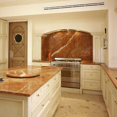 Traditional Kitchen by Jerry Jacobs Design, Inc.