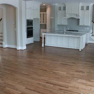 "Red Oak Common #1. | Solid Hardwood 3 1/4"""