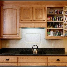 Traditional Kitchen by A Fillinger Inc