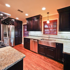 Kitchen by Red River Remodelers, LLC
